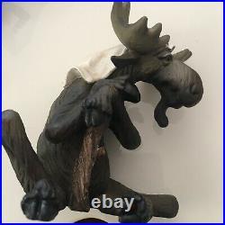2 Big Sky Carvers Phyllis Driscoll Bearfoots Moose sahara desert turbin couple