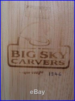 20.5 Big Sky Carvers Exclusive Ed. Duck Goose Decoy By Scott Huntsman