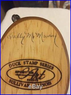 3-DUCKS UNLIMITED Banquet Duck Decoys-Big Sky Carvers