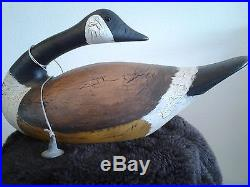 BIG SKY CARVERS ANTIQUE SERIES CANADA GEESE By Cheri Mc Carty