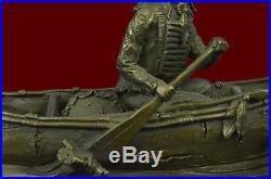 BIG SKY CARVERS CANO Bronze Sculpture Statue Figurine Figure TRIP BEAR BEAR