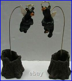 Bearfoots Big Sky Carvers Bearivity Scene Sets I, II, & III