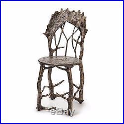 Big Sky Carvers Aluminum Antler Patio Chair