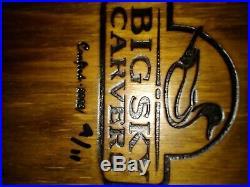 Big Sky Carvers Ashley Gray Crafted 2003 9/11 Decoy