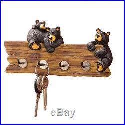 Big Sky Carvers Bear Key Holder Gift Xmas US SELLER New