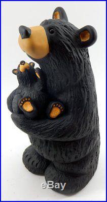 Big Sky Carvers Bearfoots Mama Bear Grand Collectible Figurine New Ships Free