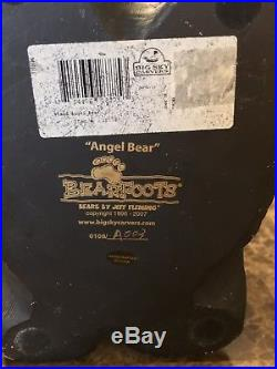 Big Sky Carvers Bears By Jeff Fleming Angel Bear