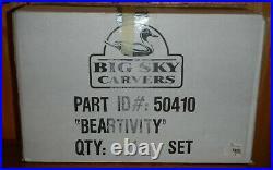 Big Sky Carvers Beartivity Set # 50410 (Original Beartivity Set) Used in Box