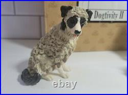 Big Sky Carvers Big Sky Canine Dogtivity II Set COMPLETE WITH BOX RARE