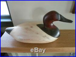 Big Sky Carvers Chesapeack Collection Canvasback Decoy
