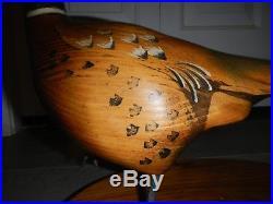 Big Sky Carvers Chris Olsen Pheasant Rooster Carving (94/1250)