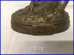 Big Sky Carvers Dick Idol Pheasant Bird Sculpture High Alert Serial# A-1271
