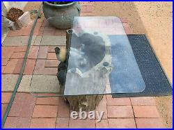 Big Sky Carvers End Table'Ruthie' Jeff Fleming