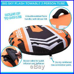 Big Sky Carvers Flash Towable For 1-2 People
