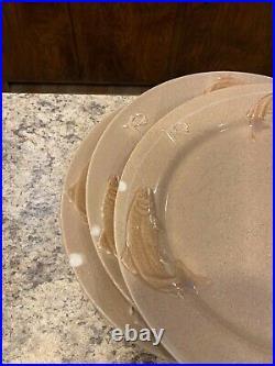 Big Sky Carvers Fusion Trout Dinnerware (Plates, Bowls, Mugs, Platters)