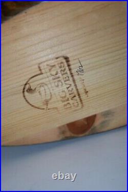 Big Sky Carvers Goose Hand Carved Decoy LARGE 22 Signed & Numbered
