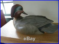Big Sky Carvers Green Winged Teal Duck Decoy