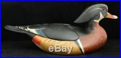 Big Sky Carvers Kennedy Duck Decoy New B5060024 Rare Bill Mallard Wood USA