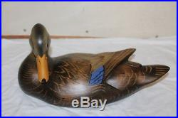 Big Sky Carvers Legacy Series Black Duck Decoy MIB