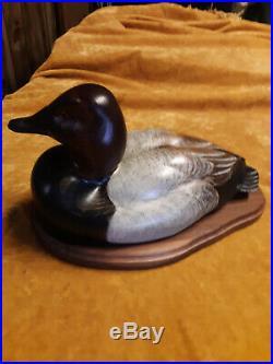 Big Sky Carvers Mallard Duck Hand Carved