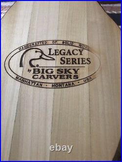 Big Sky Carvers Mallard Hen Duck Decoy Legacy Series