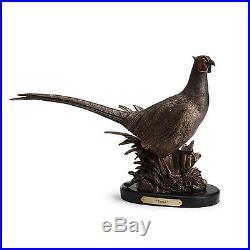 Big Sky Carvers Marc Pierce Regal Sculpture, Ringneck Pheasant
