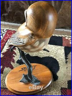 Big Sky Carvers Masters Edition Owl Carving By K. W. White