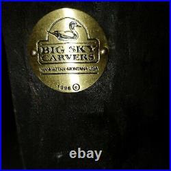 Big Sky Carvers Moose Toilet Paper Holder 32