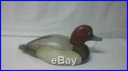 Big Sky Carvers Redhead Duck Decoy By John Gewerth