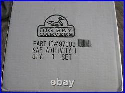Big Sky Carvers Safari Nativity Safaritivity Original & Discontinued EUC