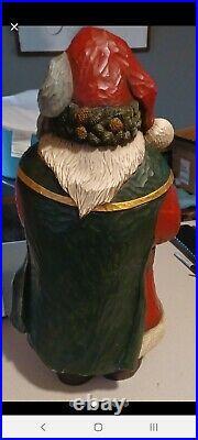 Big Sky Carvers Santa
