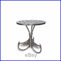 Big Sky Carvers Trout Fishing Fly Cafe Table Patio Table