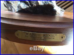Big Sky Carvers Wapiti Ridge Elk, Bradford Williams
