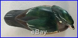 Big Sky Carvers Wood Duck 1997-1999 Chris Linn 6 1/2 Inch Original Owner