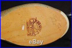 Big Sky Carvers Wood Duck Decoy, Pintail, Hand Carved Signed Paula Jordon 20