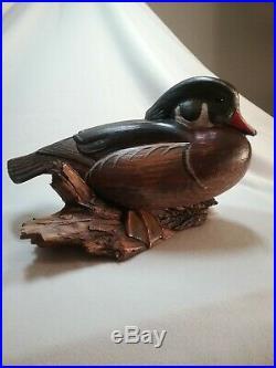Big Sky Carvers Wood Duck Master Series