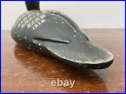 Big Sky Carvers Wooden Common Loon Duck Decoy 20 Signed Donna Hartley 2000