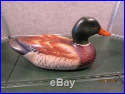 Big Sky Carvers Wooden Duck Decoy
