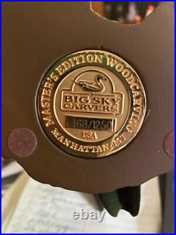 Big Sky wood carvers masters addition