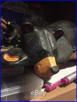 Big sky carvers bear