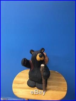 Big sky carvers bear, bearfoot, hiker bear