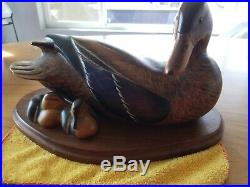 Big sky carvers duck decoys Masters Edition Wood Carving #4 of 950