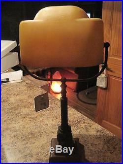 DEER Light Big Sky Carvers Rustic Lodge Cabin # 70104 DeerTrack TILT DESK LAMP
