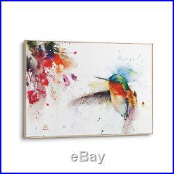 DEMDACO Big Sky Carver Jewel Hummingbird Large Wall Art