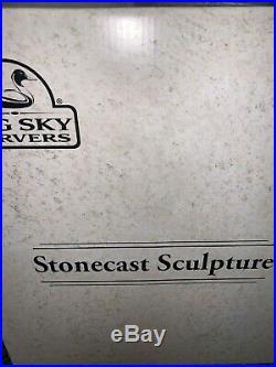 DEMDACO Big Sky Carvers Dolphin Waverunner SC Sculpture B5180007 15x12, 5lbs