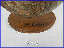 DON PROFOTA Goose Decoy Sculpture Big Sky Carvers Masters Edition 268/750 NICE