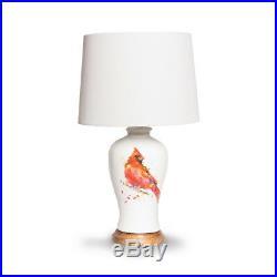 Demdaco Big Sky Carvers Redhead Cardinal Lamp