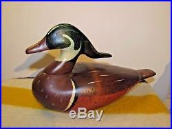 Ducks Unlimited Big Sky Carvers Linda Williams Limited Edition Decoy Mallard