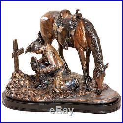 Faith Sculpture By Big Sky Carvers B5220004 NIB