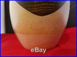 HINDLEY COLLECTION BIG SKY CARVERS DUCK MANDARIN HAND CARVED & PAINTED 9x5x16